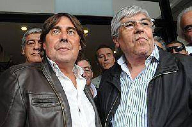 Micheli no marcha con Moyano: