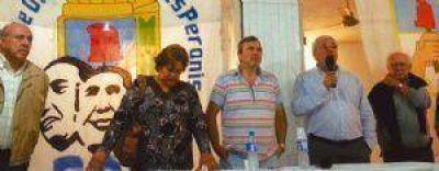 El PJ de Cosquín se moviliza para un acto de desagravio a Milani
