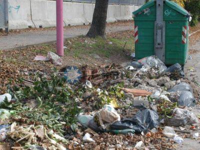 Algunas zonas, aún con basura