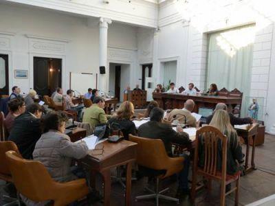 Concejales buscarán revertir dos vetos del intendente Passaglia mañana en sesión ordinaria