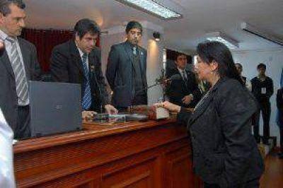 Barrionuevistas con el FCS se quedaron con la Cámara baja