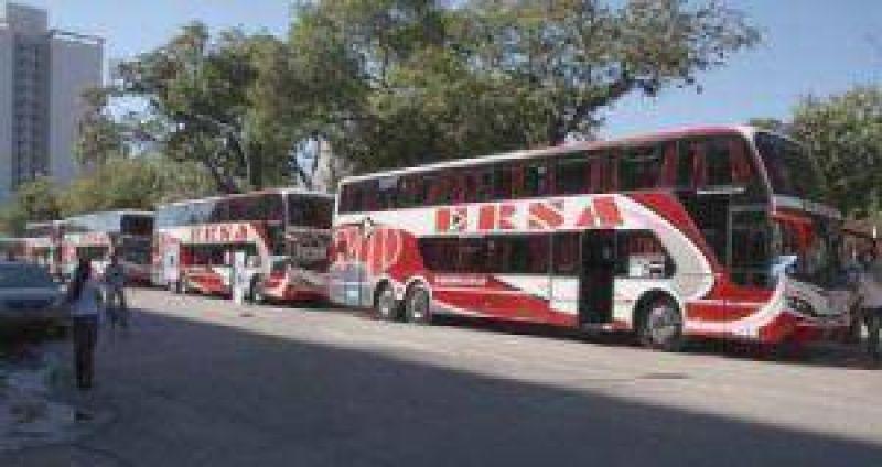 Sigue la renovación del transporte público de pasajeros