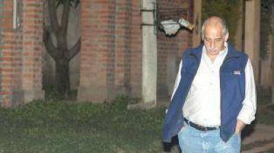 """De Mitri le suelta la mano a Albaca y niega haber conocido el caso """"Lebbos"""""""