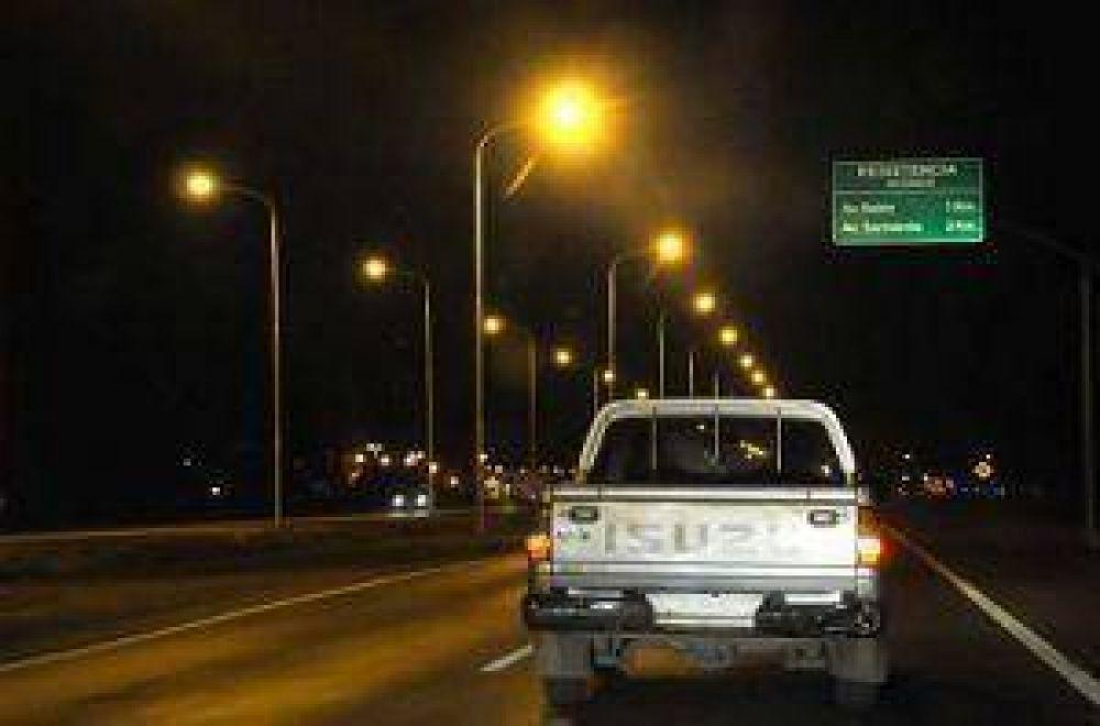 Ya se puede llegar por la autopista desde ruta 11 al puente Chaco Corrientes