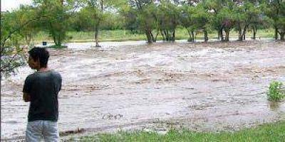 Alerta máxima en Formosa y Clorinda por crecida del río Paraguay