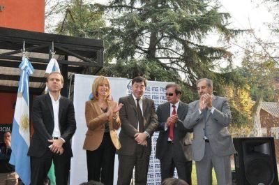 ACUMAR inaugur� la Unidad Sanitaria Ambiental de Ezeiza
