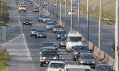 ONGs defensora de usuarios viales rechazan aumento que rige en la Autopista La Plata - Buenos Aires