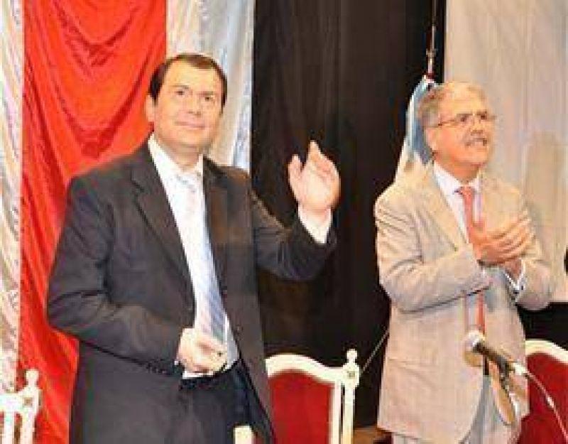 """Zamora: """"Se consolida una inversión en infraestructura que es fundamental"""""""