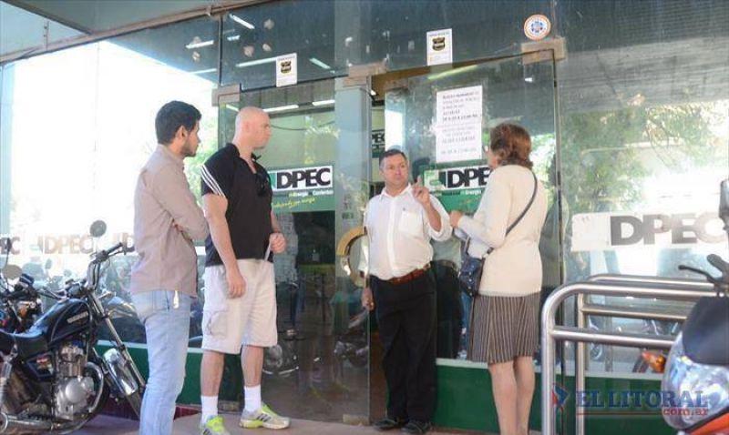 Dpec: persiste el conflicto y Colombi lo atribuye a una interna sindical