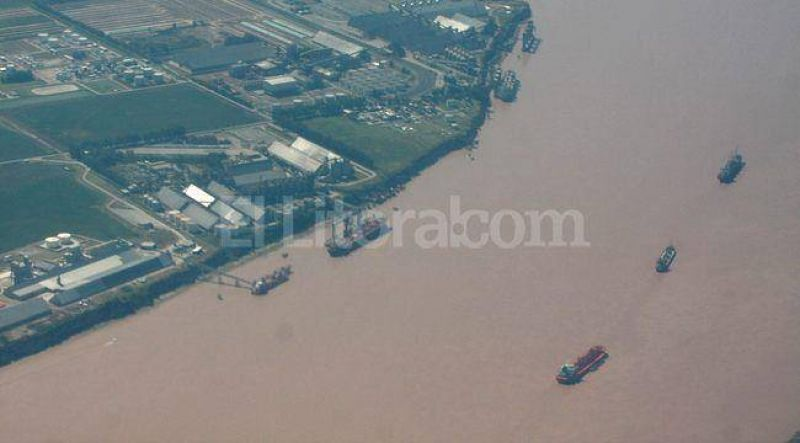 Levantaron el paro de remolcadores en puertos del Gran Rosario