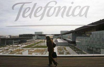 Mayor caída en ingresos de Telefónica en 10 años