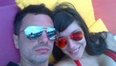 Andrea Rincón y Ale Sergi, otra vez juntos