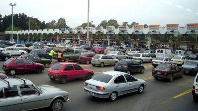 Aumentan tarifas del peaje de la autopista Buenos Aires – La Plata
