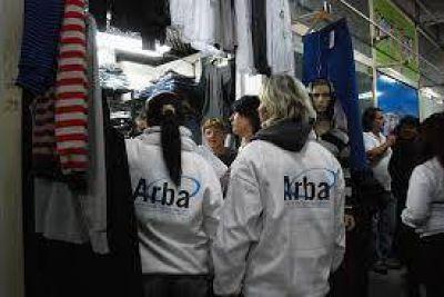 ARBA realizó un nuevo operativo en feria La Salada