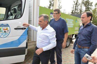Cariglino contin�a incorporando m�viles 0KM a la flota municipal