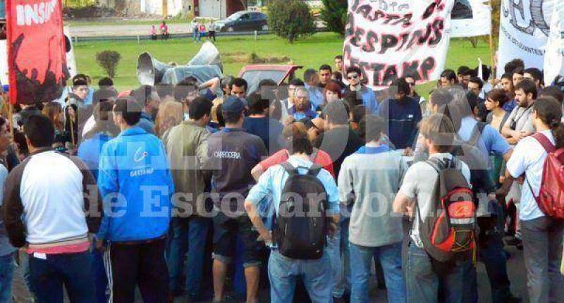 Trabajadores de Gestamp volvieron a bloquear la Panamericana