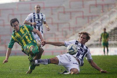 Aldosivi le ganó a Talleres una final