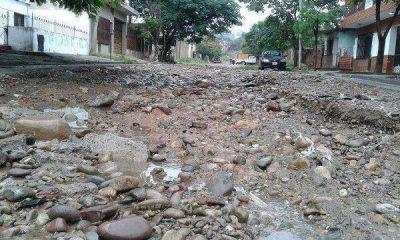 San Pedro: asistieron a los damnificados por el temporal