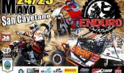 San Cayetano: 3� fecha del Enduro del Atl�ntico