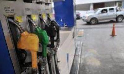 Los combustibles ya sufren el impacto de la Tasa Vial