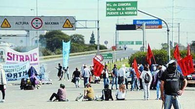 El oficialismo reactiva la ley antipiquetes y busca apoyos en la oposición