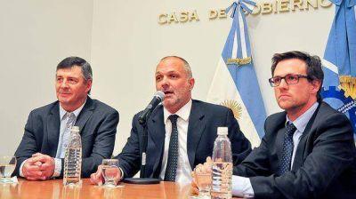 Garitano y Ruffa asumen hoy en Coordinaci�n y en Trabajo