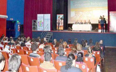 Encuentro Regional del Presupuesto Participativo