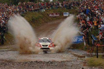 El Rally Argentino correrá una fecha en Entre Ríos