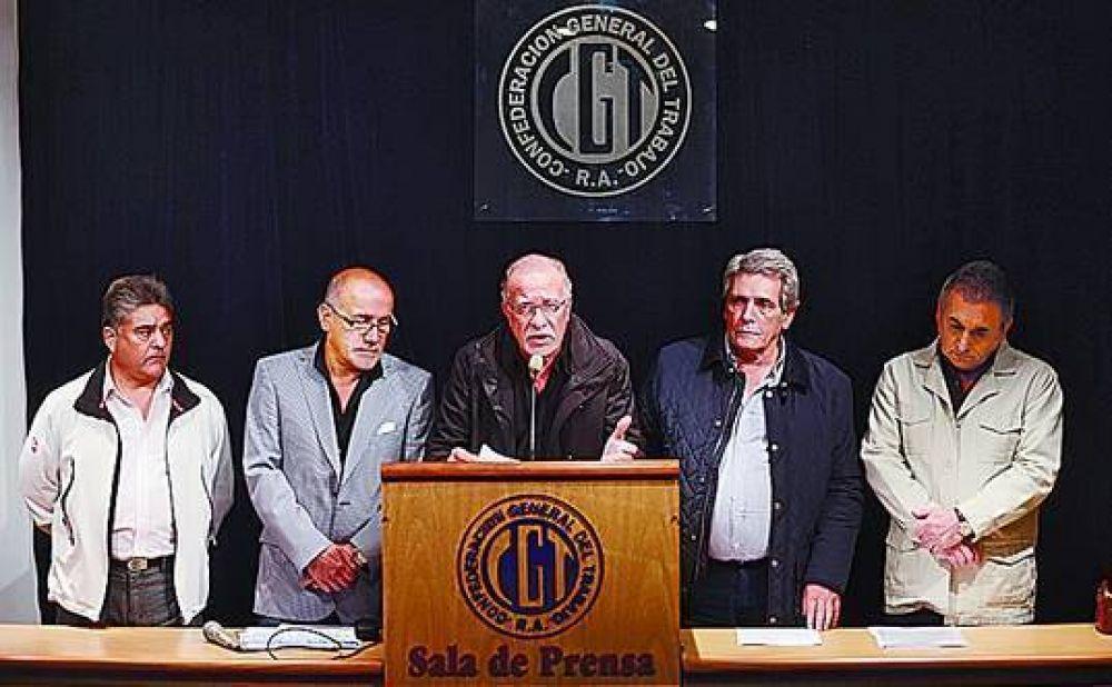 La CGT va a Plaza de Mayo