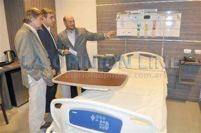 Sanatorio Moreno amplió con 10 habitaciones su internación