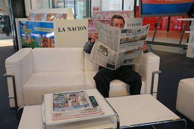 El Diario La Nación respaldó la absolución de Hooft