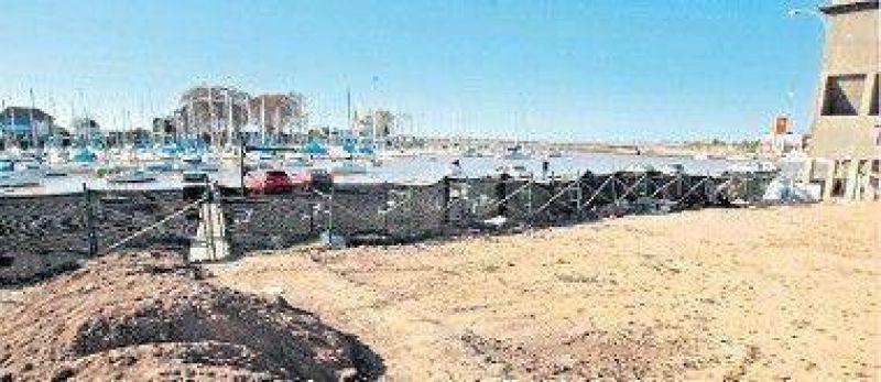 Polémica reforma de la ribera de Olivos