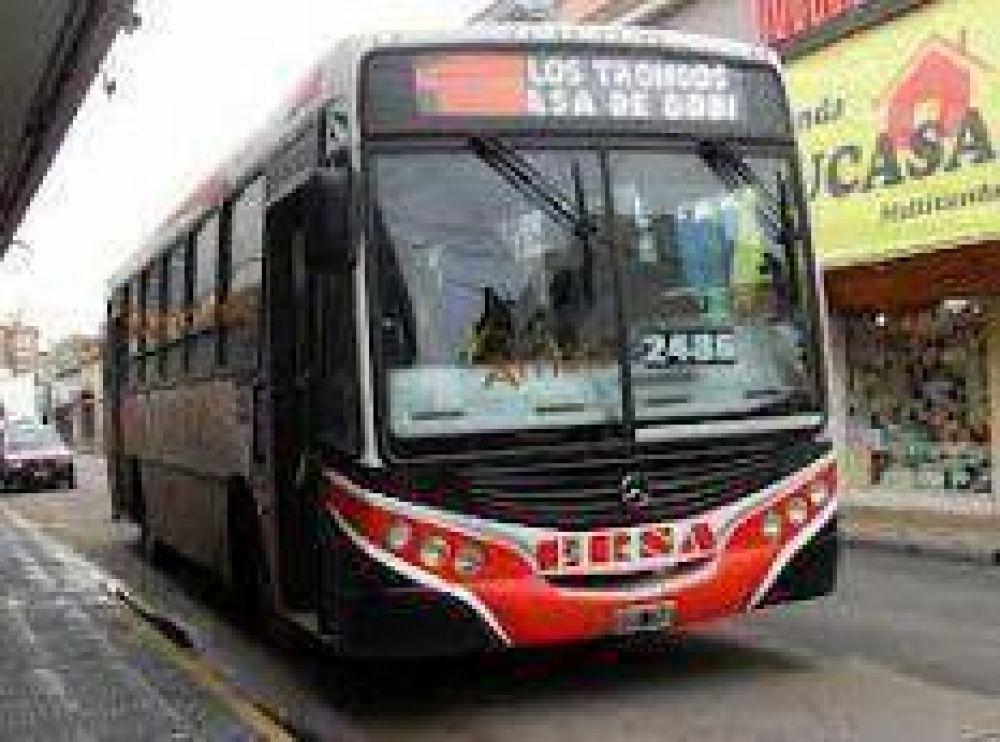 UTA decidió brindar servicio nocturno de transporte urbano