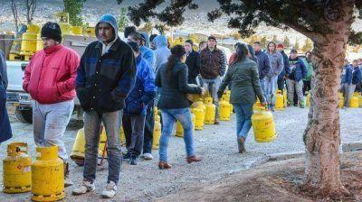 Los pueblos del interior de Chubut también se ven afectados por la prestación de Surgas