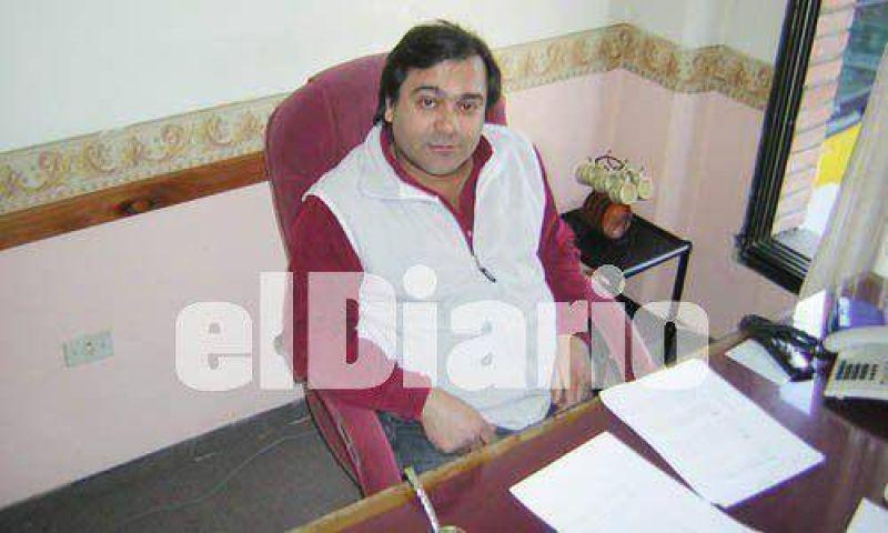 Carlos Olivera, nuevo delegado del Ministerio de Trabajo