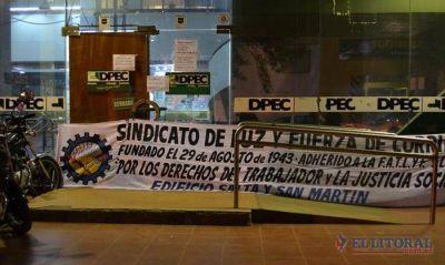 Sin acuerdo, las asambleas en la Dpec continuarán hoy