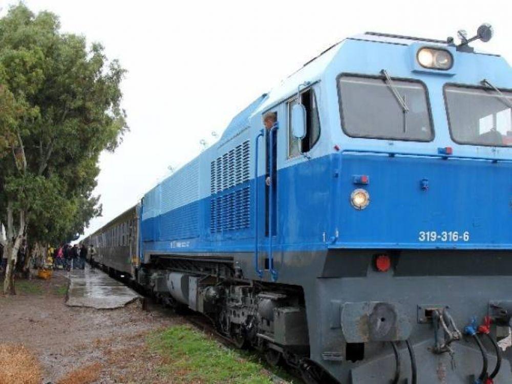 Vuelve el Tren Patagónico
