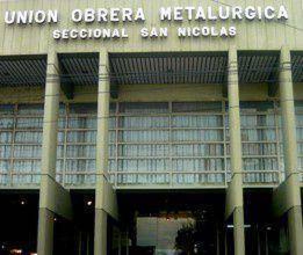 Conciliación obligatoria UOM-Siderúrgicas