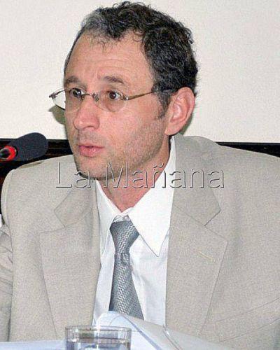 Concejales reclaman al Municipio que repare la rotonda de Didonato