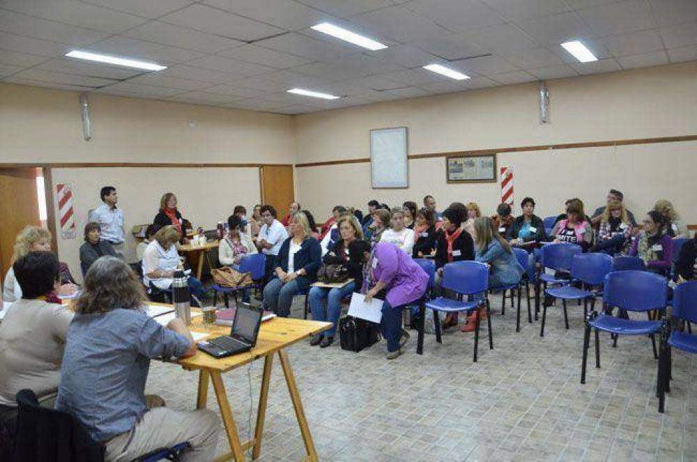 El Congreso de la UTELPa decidió sumarse al paro de 48 horas con la Intersindical