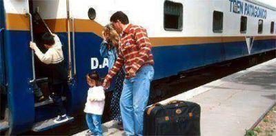 El Tren Patagónico vuelve con precios promocionales