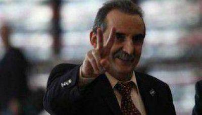Moreno en la Ciudad, campaña en el PJ con la imagen de Francisco