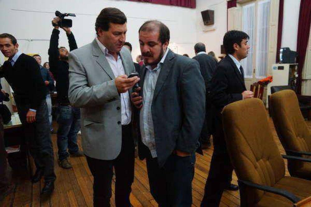 El concejal Bertellys denunció haber sido amenazado por supuesto asesor de Inza