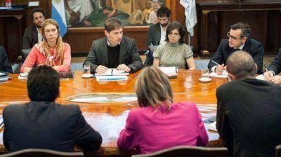 Los ministros Kicillof y Giorgi les solicitaron a las automotrices que no despidan personal