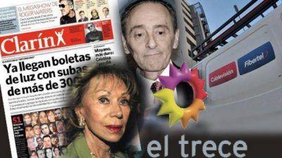 Magnetto y Herrera de Noble dejan el diario Clarín