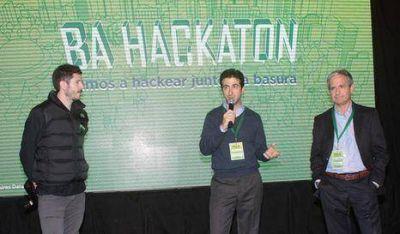 Arrancó el Hackatón Verde