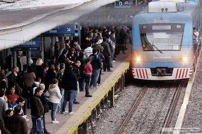 La conducción de la Unión Ferroviaria pidió levantar el paro en el Sarmiento
