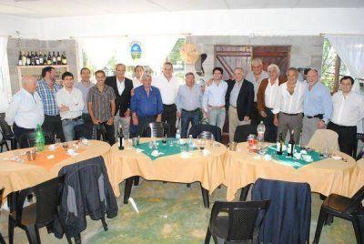 Baradero: Reunión de Intendentes, Legisladores y Funcionarios de la 2° Sección Electoral.