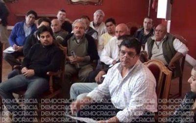 Comerciantes manifestaron su rechazo al Mercado Central en el Concejo Deliberante