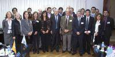 Décima Asamblea del Consejo Federal de Planificación y Ordenamiento Territorial